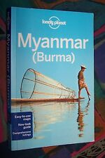 MYANMAR (Burma ) - Bagan Kalaw Inle-Lake Ngapali-Beach ... # LONELY PLANET