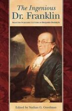 The Ingenious Dr. Franklin: Selected Scientific Letters of Benjamin Fr-ExLibrary