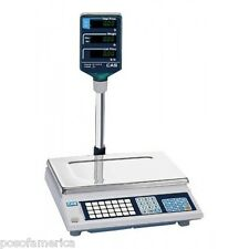 CAS AP-1 Price Computing Retail Scale Bakery Pole Display 60 lb Restaurant NEW
