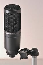 NEW AUDIO-TECHNICA AT2020 Large Diaphram Vocal Recording Condenser Microphone vb