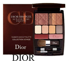100% AUTHENTIC Exclusive DIOR BRONZE SUN COUTURE COMPLETE MakeUp TRAVEL PALETTE