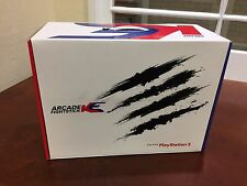 Mad Catz Korean Edition KE Arcade Fightstick for PlayStation 3 BRAND NEW