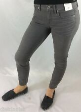 J. Crew Women's Toothpick Skinny Jeans Grey Inseam 28 New with Tags Waist 29