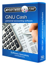 GNU cash accounting finanziare BOOK mantenendo software programma per elaboratore