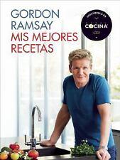 Mis Mejores Recetas by Gordon Ramsay and Ramsaygordon (2015, Paperback)