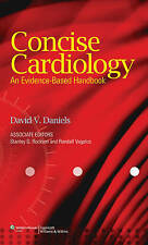 Concise Cardiology: an Evidence-based Handbook, David V. Daniels, Very Good, Pap