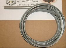 1970 - 1981 TRANS AM CAMARO WHEEL SPOILER FLARE WELTING TRIM GASKET 10'
