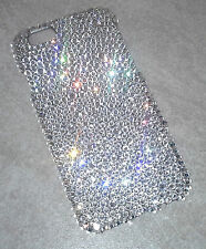 Clear Crystal Diamond Bumpy Back Case For IPHONE 7  4.7 Made  w/ 100% SWAROVSKI