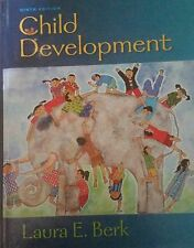 Child Development by Laura E. Berk (2012, Hardcover)