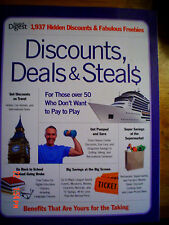Readers Digest - Discounts Deals And Steals (2011) - Used - Trade Paper (Pa