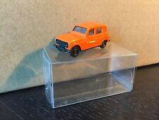 Herpa Renault R4 HO 1/87 model car 1961-1992