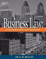 Business Law: A Hands-On Approach (West Legal Studies)