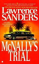 McNally's Trial by Lawrence Sanders ~ An Archy McNally Novel (Paperback)