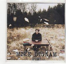 (FO636) Mike Dignam, Hurt - 2014 DJ CD