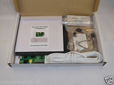 Door/Window Alarm GPIO Project Kit for Raspberry Pi. Emails camera pics to Phone