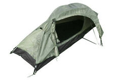 Army Recon 1 Berth ONE MAN TENT - Single Military Camping Shelter - Double Skin