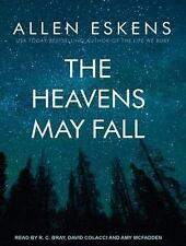 The Heavens May Fall by Allen Eskens (2016, MP3 CD, Unabridged)