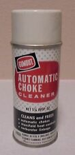 VINTAGE GUMOUT AUTOMATIC CHOKE CLEANER GAS OIL DISPLAY CAN