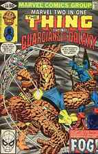 MARVEL TWO-IN-ONE #69 THING GUARDIANS FINE MARVEL (1974 SERIES) bin16-120