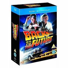 Back To The Future Trilogy (Blu-ray, 2013, 3-Disc Set, Box Set)