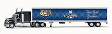 NY Yankees WS 2009 International Lonestar Diecast Truck / Trailer Model 1:64