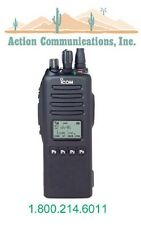 ICOM IC-F70S-23,VHF 136-174 MHZ, 5 WATT, 256 CHANNEL INTRINSICALLY SAFE RADIO