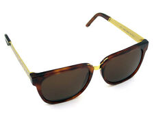 927 Super Sunglasses People Francis Leopard Havana Classic RetroSuperFuture $349
