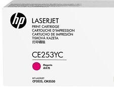original HP Toner ce253yc ce253a magenta 504A neu CP3525 CM3530  CM3550 neu B