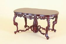 "Bespaq Dollhouse Miniature ""ROOSEVELT DINING TABLE""  6702MH"