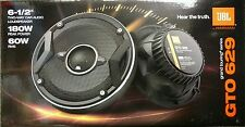 "JBL Grand Touring Series GTO 629 / GTO629 180 Watts 2-Way 6.5"" Car Speakers"