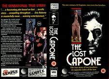 The Lost Capone, Adrian Pasdar Video Promo Sample Sleeve/Cover #16161