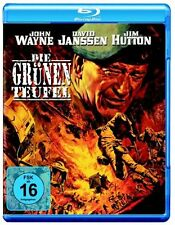 THE GREEN BERETS  - Blu Ray Disc -