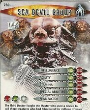 DR WHO ULTIMATE MONSTERS 780 SEA DEVIL GROUP