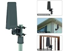 NEW QFX ANT-110 All Weather Vertical Outdoor Antenna Full Band HDTV/DTV/VHF/UHF