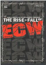 ECW - The Rise and Fall of ECW (DVD, 2004, 2-Disc Set) {2523}