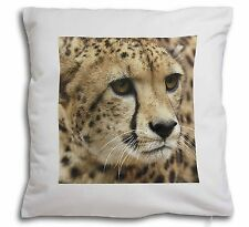 Cheetah Soft Velvet Feel Scatter Cushion Christmas Gift, AT-36-CPW