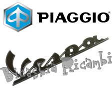 2H000926 - ORIGINALE PIAGGIO TARGHETTA FIANCATA COFANO SINISTRO VESPA 150 SPRINT