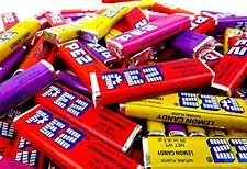 PEZ Candy Refills - 1 POUND Bulk - Assorted Fruit Flavors FREE SHIPPING