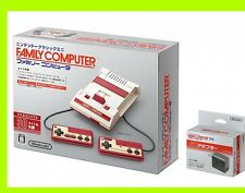 Nintendo Classic Mini + AC adapter Family famicom Japan Game console computer