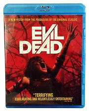 Evil Dead (Blu-ray Disc, 2013, Includes Digital Copy; UltraViolet)