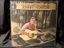 Johnny Horton - Country & Western Superstar   2 LPs