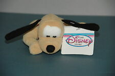"Disney Exclusively Disney Store & Theme Parks Mini Bean Bag Puto 10"" W/Tail 3 +"