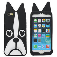 """3D Cute Cartoon Animal Dog Soft Silicone Case Cover For Apple iPhone 6 6s 4.7"""""""