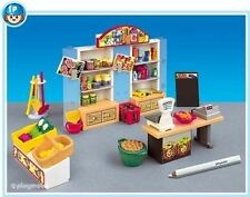 Playmobil 7777 Corner Store Accessories Can Be Used With 7687 New In Sealed Bag
