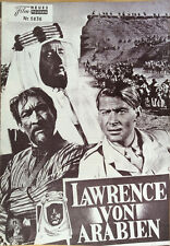 Lawrence von Arabien NFP 5836 Lawrence of Arabia NM Peter O'Toole, Alec Guinness