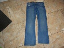 H1410 Diesel BEBEL Jeans W29 Mittelblau ohne Muster