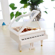 Classical Piano Music Box Ballet Dancing Ballerina Musical Toys Xmas Gift
