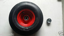 15.0 X 6.0-6  Tedder Tire and Wheel, Fits Late Model Galfre and Morra Hay Tedder