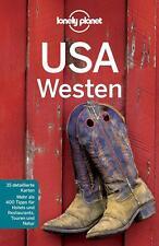 Lonely Planet Reiseführer USA Westen (2016)