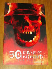 THIRTY 30 DAYS OF NIGHT RED SNOW VOL 8 IDW BEN TEMPLESMITH GN 9781600101496